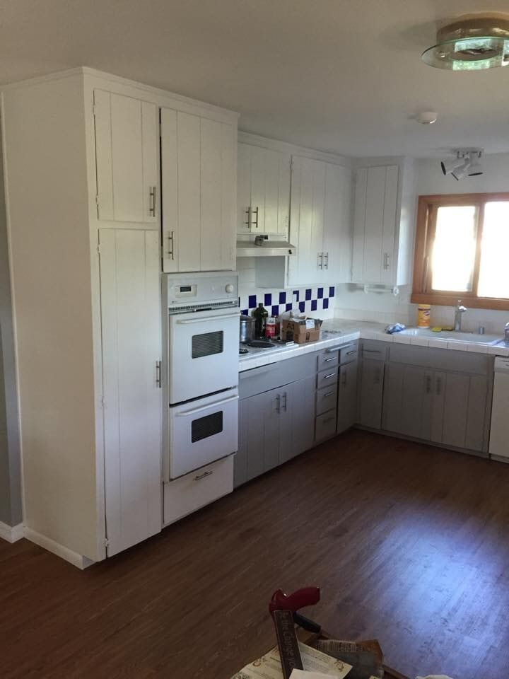 Kitchen Cabinet Update Bulman Painting San Diego